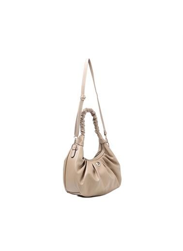 TH Bags   Kadın Omuz Çantası Th023300  Vizon